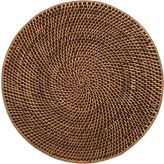 Crate & Barrel Rattan Placemat