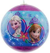 Hallmark Disney's Frozen Anna & Elsa Ball Christmas Ornament by