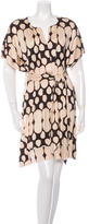 Diane von Furstenberg Silk Tuvallu Dress