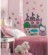 Hello Kitty Castle Wall Decals