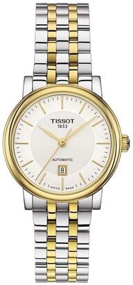 Tissot Carson Premium Automatic Lady Watch T122.207.22.031.00