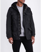 Barbour Vega Waxed-cotton Jacket