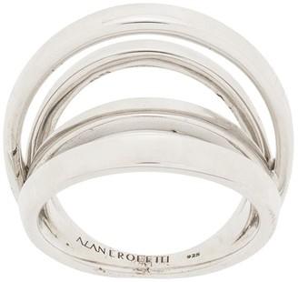 Alan Crocetti Wrap Design Ring