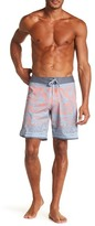 Micros Print Stretch Boardshort