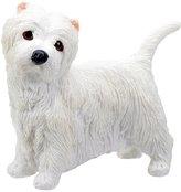 Summit West Highland Terrier Puppy / Dog - Westie Statue Figurine Sculpture