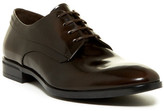 a. testoni Plain Toe Derby