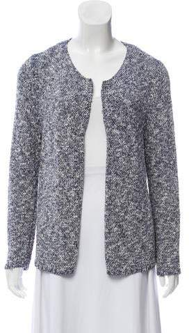 White + Warren Knit Cardigan Sweater
