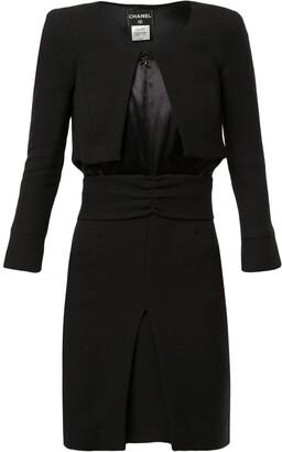 Bolero Thigh-Length Dress