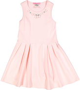 E-Land Kids Pink A-Line Dress - Toddler & Girls