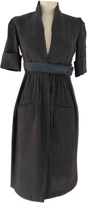 Hood by Air Brown Linen Dresses