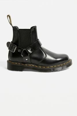 Dr. Martens Wincox Chelsea Boots - Black UK 3 at Urban Outfitters