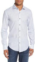 BOSS 'Randolph' Slim Fit Graphic Print Sport Shirt