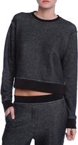 Alexander Wang Cropped Sweatshirt