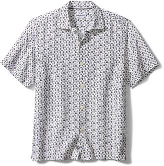 Tommy Bahama Baja Mar Short Sleeve Button-Up Shirt