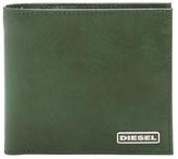 Diesel Saffiano Leather Bifold Wallet