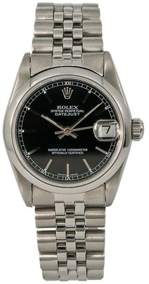Rolex 1991 pre-owned Oyster Perpetual Datejust 31mm