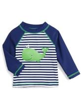 Little Me Infant Boy's Whale Long Sleeve Rashguard
