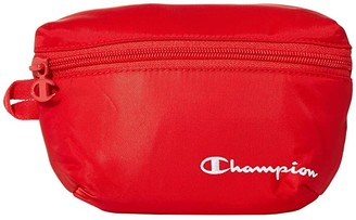 Champion LIFE Cadet Tag Waist Pack (Red/White) Bags