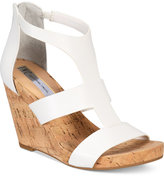 INC International Concepts Women's Lilbeth Wedge Sandals, Only at Macy's
