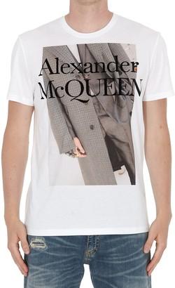 Alexander McQueen Crewneck T-Shirt