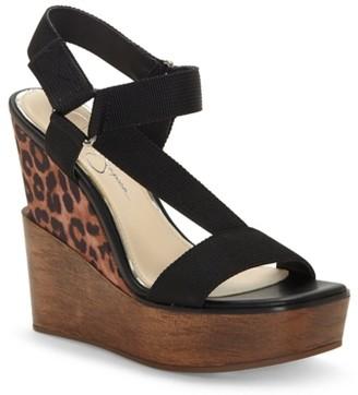 Jessica Simpson Amillia Wedge Sandal