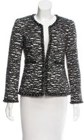 Chanel Structured Wool Jacket