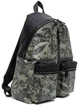Replay Fm3287.000.a0015e, Men's Backpack, Grün (Black-lt Khaki Grn), 15x45x30 cm (B x H T)