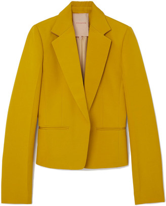 Roksanda Indo Wool-Blend Suit Jacket