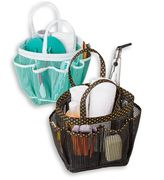 Bed Bath & Beyond Mesh Shower Tote