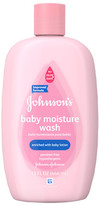 Johnson's Baby Moisture Care, Wash