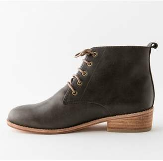 Inca Fortress Of Handmade Leather Bootie