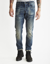 G Star G-Star 3301 Slim Blue Stretch Jeans