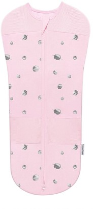 Happiest Baby Sleepea Sack Pink with Planets, Small