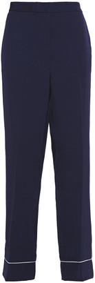 MICHAEL Michael Kors Twill Straight-leg Pants