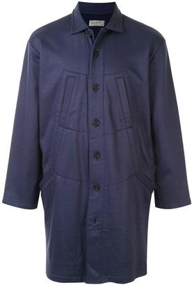 Yohji Yamamoto Oversized-Fit Coat