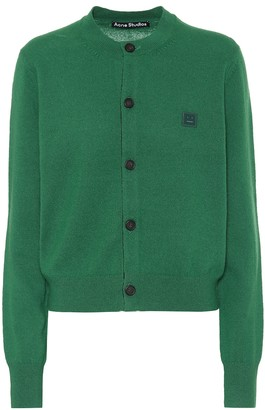Acne Studios Wool cardigan