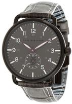 Ike Behar The Field Stainless Steel Watch, 41mm