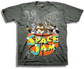 Freeze Charcoal Space Jam Tee - Boys