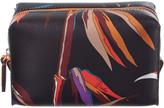 Emilio Pucci Printed Leather Cosmetic Case