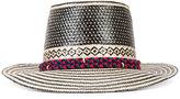 Yosuzi Adina hat - women - Straw - One Size