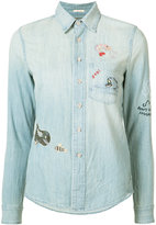 Mother denim shirt - women - Cotton - M
