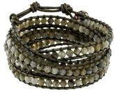 Chan Luu Labradorite Bead Wrap Bracelet