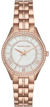 Michael Kors MK3716 Lauryn Gold Watch