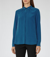 Reiss Charity Silk Blouse