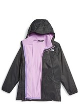 The North Face Girl's Stormy Rain Triclimate Waterproof & Windproof 3-In-1 Jacket