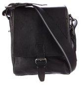 HUGO BOSS Leather Crossbody Bag