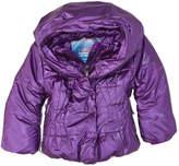 Obermeyer Girls' Ingenue Purple Hooded Jacket
