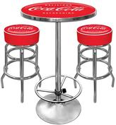 Ultimate Gameroom Combo - 2 Bar Stools and a Table