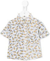 Simple pineapple print shirt