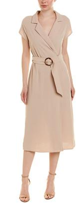 Harper Rose Belted Wrap Dress